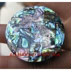 Paua Finger Ring Shells Bali