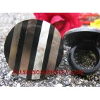 Pearl Black Shell inger Ring