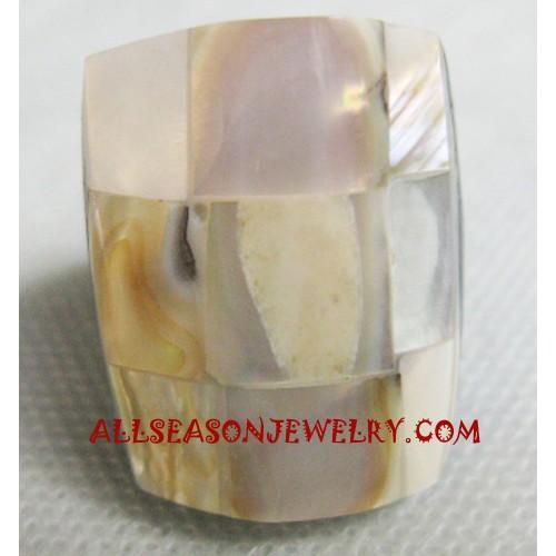 Ring Shells Handmade