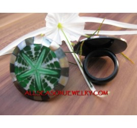 Starfish Rings Handmade
