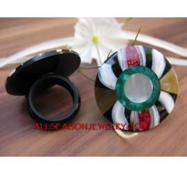 Seashells Crafts Ring Design