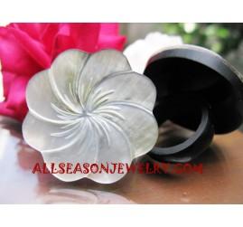 Seashells Rings Carving