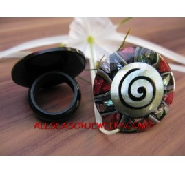 Sea Shell Finger Rings Fashion Jewels