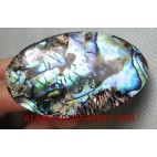 Shells Finger Ring Paua Abalone