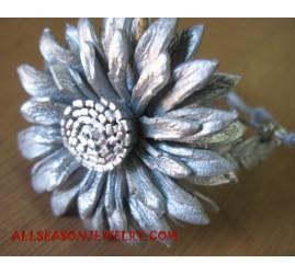 Bali Leather Genuine Rings