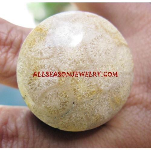 Natural Rings Stone