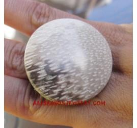 Ceramic Rings Stone Bali