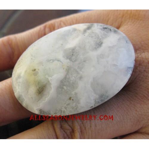 Fashion Rings Stone