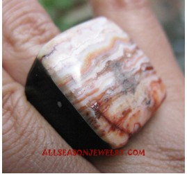 Stone Rings Unique Style