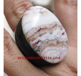Women Stone Rings