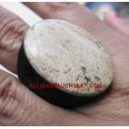 Ladies Rings Stone