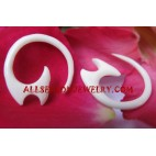 Women Bone Earring