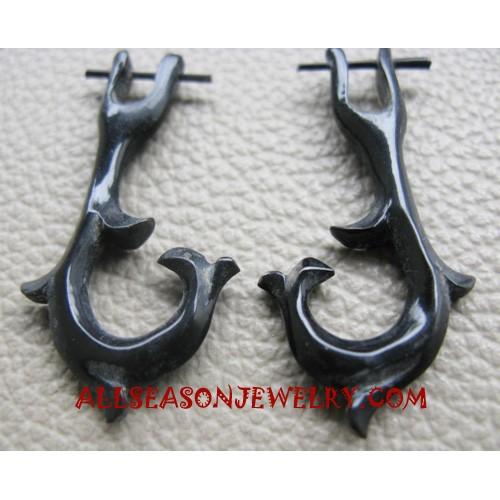 Earring Tribal Horn Piercing