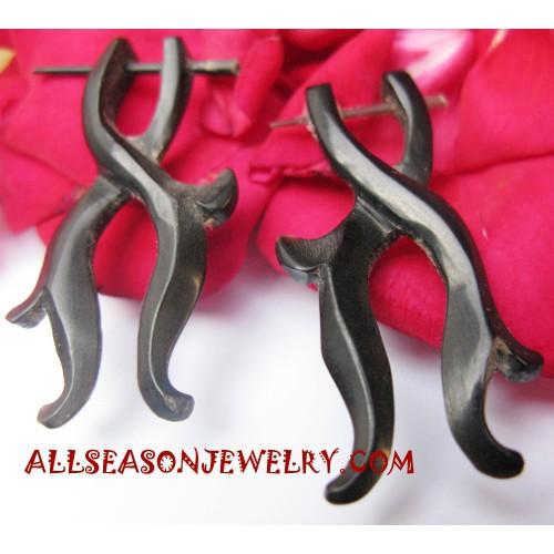 Earring Horn Piercing