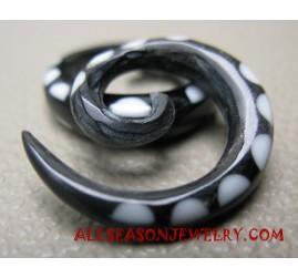 Fashion Earrings Horn