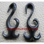 Expander Horn Earrings