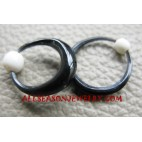Horn Fake Gauges Piercing
