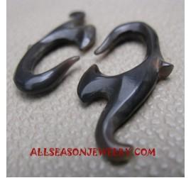 Horn Tribals Earring