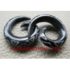 Fake Gauge Horn Piercing