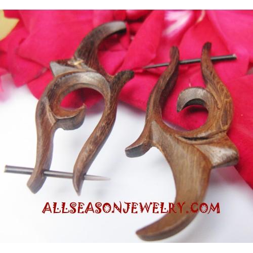 Tribal Earring Piercings