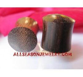 Wooden Organic Plugs Piercings Expander