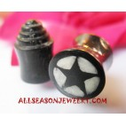 Horn Earring Plugs