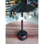 Earring Display Wood Jewelry Umbrella Design
