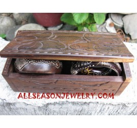 Bangle Wooden Box