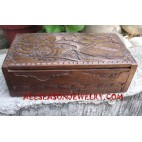 Wood Box Handmade