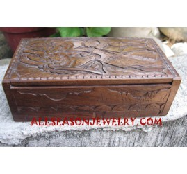 Wood Box Handmade