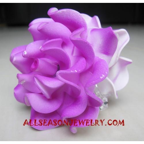 Rose Hairs Clip