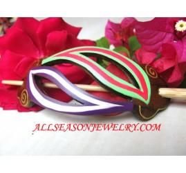 Fashion Wooden Hairstick