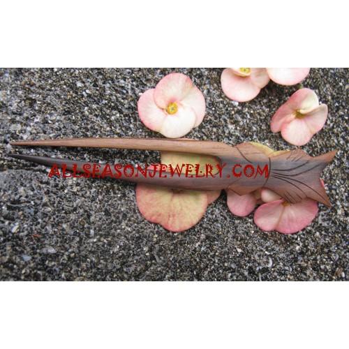 Carvings Hair Stick