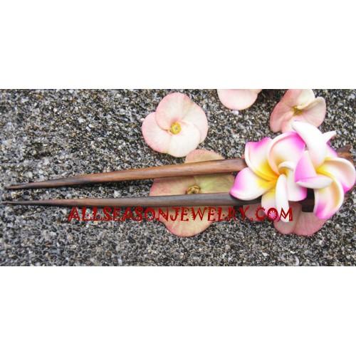 Flower Hair Sticks
