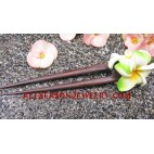 Flowers Hair Stick