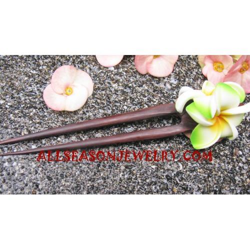 Flowers Hair Stick