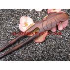 Hairs Wooden Sticks