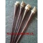 Shells Wood Hair Stick