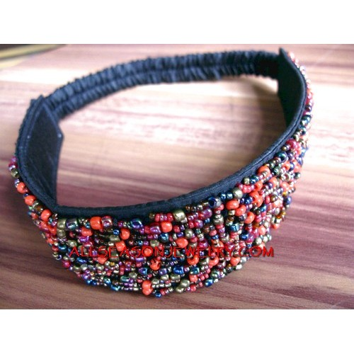 Multi Bead Headband