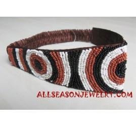 Bead Headband Handmade