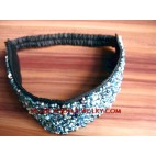 Women Headbands Bead