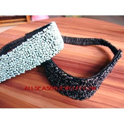 Women Bead Headbands