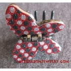 Butterfly Hairs Clamps