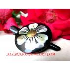 Design Flower Hairpins