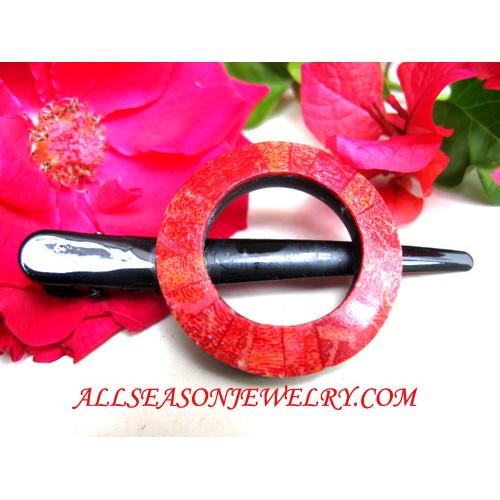Fashion Clams hairpins
