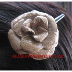 Hair Pins Flower
