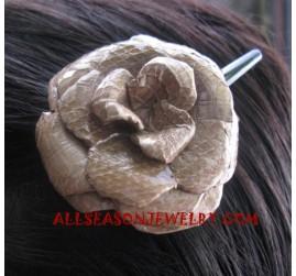 Hair Pins Flower