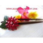 Leather Hair Accessories
