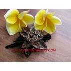 Fashion Hair Slide Flower