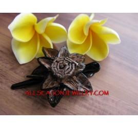 Fashion Hair Slide Flower